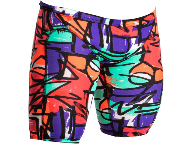 Funky Trunks Training Jammers Herren street beat